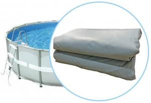 Чаша для круглого каркасного бассейна 488х122см Intex Ultra Frame 11080