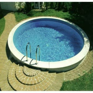 Сборный бассейн Summer Fun 4501010122KB круглый 200х90 см