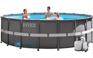 Каркасный бассейн Intex 26340 732х132 Ultra XTR Frame