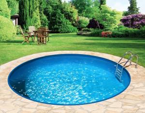 Сборный бассейн Summer Fun 4501010025KB круглый 420х120 см
