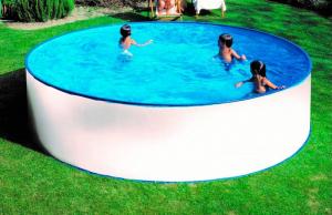 Сборный бассейн Summer Fun 4501010130KB круглый 500х150 см