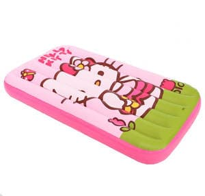 """48775 Надувной матрас 88х157х18см """"Hello Kitty"""" Sanrio, от 3 до 10 лет"""