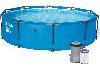 Каркасный бассейн Bestway 56408 305х76 Steel Pro
