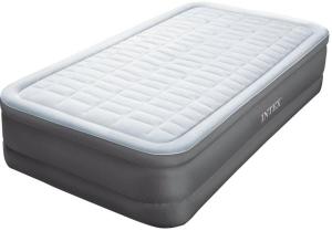 64472 Надувная кровать PremAire 99х191х46см, встроенный насос 220V