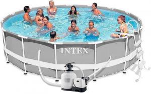 Каркасный бассейн Intex 26726-46 457х122 Prism Frame