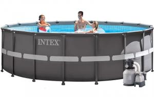 Каркасный бассейн Intex 26330 549х132 Ultra XTR Frame