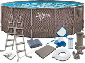Каркасный бассейн SummerEscapes Р20-1652-В 488x132 Metal Frame