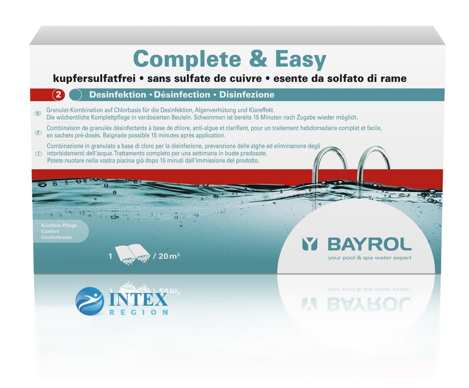 Bayrol Complete (Байрол Комплит) комплексный препарат