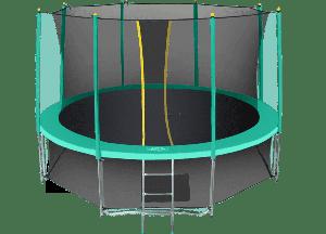 Батут HASTTINGS CLASSIC GREEN 14FT (4.26 м)