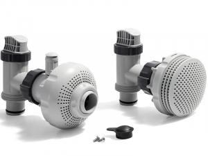 Комплект подключения фильтр-насоса под шланг 38 мм Intex арт.26005