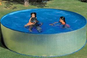 Круглый каркасный бассейн 350х90 см TENERIFE KITWPR352E