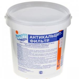 Антикальцит Фильтр порошок Маркопул Кемиклс