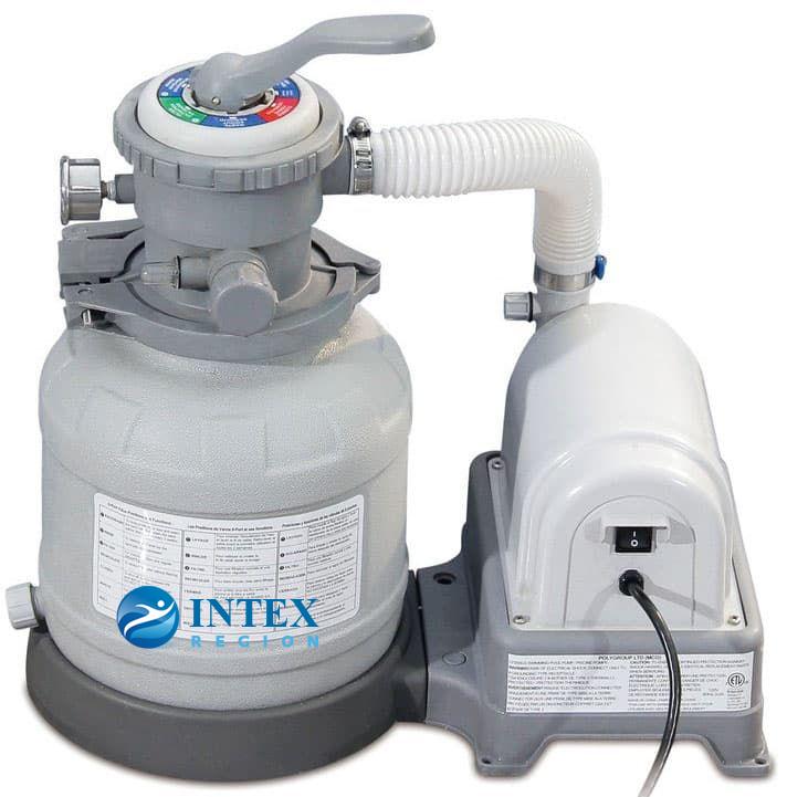 Песочный фильтр-насос 6100 л/ч SummerEscapes Р52-1600